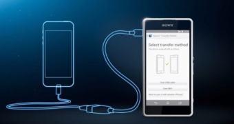 Xperia Transfer Mobile: migre do iPhone para o Android em dois tempos