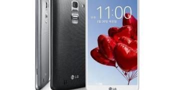 Sem querer esperar pela MWC 2014, LG apresenta o G Pro 2