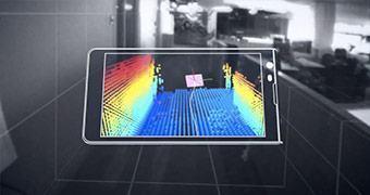 Project Tango: um Kinect no seu bolso