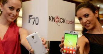 MWC 2014: LG apresenta F70 e F90, dois aparelhos de entrada com 4G