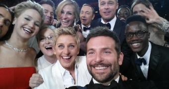 Apple ficou com invejinha dos selfies da Samsung