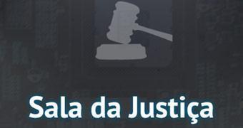 Sala da Justiça do MB: gravação ao vivo no YouTube hoje às 21 h!