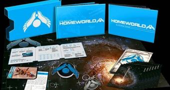 Gearbox anuncia Homeworld: Remastered Collection