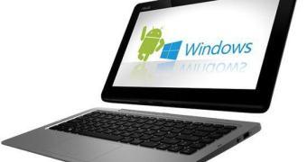 Google não gostou nada da ideia de dispositivos híbridos com Windows e Android