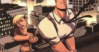 Powers será a primeira série original para a TV da PSN