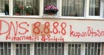 Governo turco estaria espionando os cidadãos usando o DNS do Google