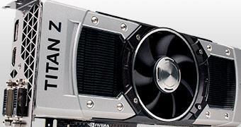 nVidia anuncia a GeForce GTX Titan Z, uma GPU de US$ 3.000