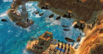 Steam ganhará versão melhorada do Age of Mythology