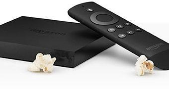 Amazon apresenta o fireTV, seu set-top box e console de games