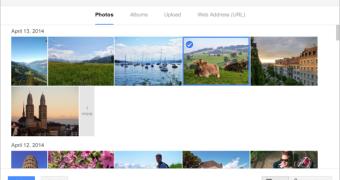 Gmail ganha integração com o Google+ Fotos