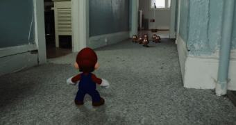 É melhor torcer para o Mario não fugir do seu videogame