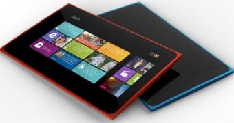 Nokia suspende vendas do Lumia 2520 por risco de choque