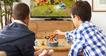 Nintendo recusou parceria com criadores do Skylanders