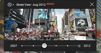 """Google permite que usuários """"voltem no tempo"""" com o Street View"""