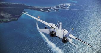 Ace Combat Infinity ganha data para chegar ao PS3
