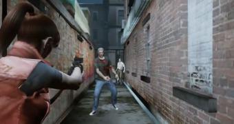 E se o Resident Evil 2 tivesse a jogabilidade do Resident Evil 4?
