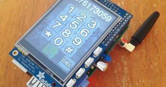 Construa seu celular com US$ 158, utilizando um Raspberry Pi