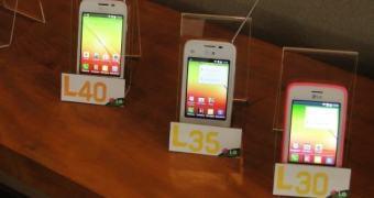 LG lança série de smartphones L III no Brasil