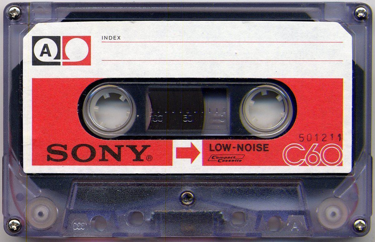 Sony cria fita magnetica que armazena 185 TB