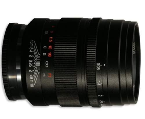 Mitakon50mmf095