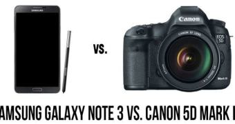 Samsung Galaxy Note 3 ou Canon 5D Mark III? Quem filma melhor?