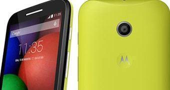 Moto E: Motorola aposta em hardware básico com preço baixo