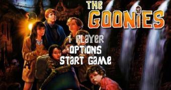 Fãs recriam jogo dos Goonies para PC