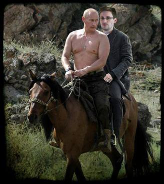 PutinSnowden