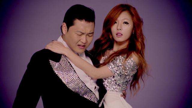 Laguna_Hyuna_PSY_Gangnam_Style