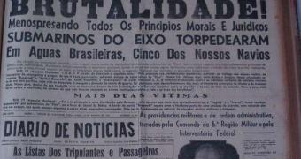 Família Schürmann libera as primeiras imagens de U-Boat afundado no Brasil