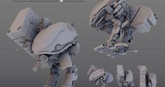 Konami permite que fãs recriem o primeiro Metal Gear