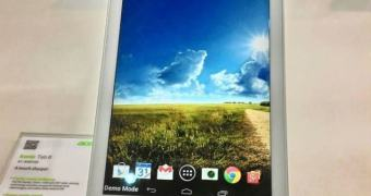 Acer Iconia Tab 8, um tablet com tela Full HD e processador Atom quad-core