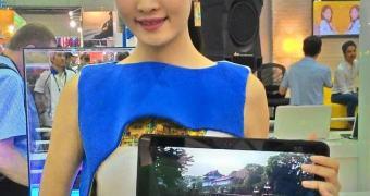 """Llama Mountain: tablet de 12,5"""" com Core M tem apenas 7,2 mm de espessura"""