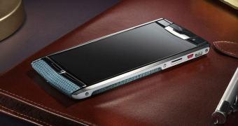 Vertu Signature — smartphone certificado pela Hasselblad