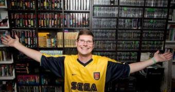A maior coleção de videogames do mundo pode ser sua