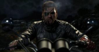 Hideo Kojima exibe mapa gigantesco de Metal Gear Solid V: The Phantom Pain e gameplay no PS4