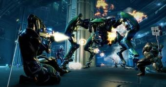 Warframe será lançado para Xbox One