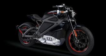 Depois da Fórmula E, eis a moto elétrica da Harley-Davidson