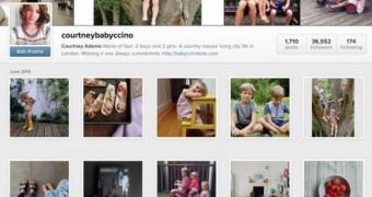 Instagram suspende conta de mãe que postava fotos dos filhos