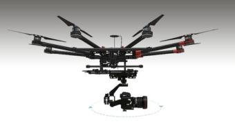 Ucrânia apela ao crowdfunding de drones de vigilância