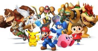 Nintendo decide pela primeira vez patrocinar a EVO 2014