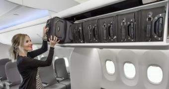 Engenheiro da Boeing que nunca viajou de avião desenvolve novo bagageiro