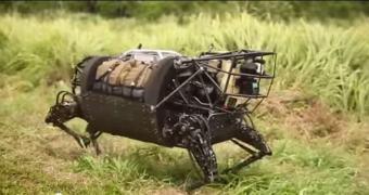LS3: a mula robô da Boston Dynamics entra em ação pela primeira vez