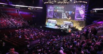 Equipe chinesa fatura US$ 5 milhões em campeonato de Dota 2