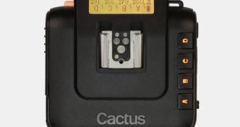Rádio Flash Cactus V6 — algumas novidades