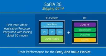 SoFIA, o chip barato da Intel para smartphones de entrada