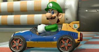 Mario Kart 8 vende muito, mas Nintendo não se recupera