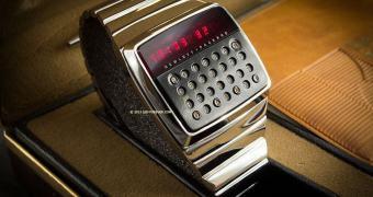 Este protótipo de relógio calculadora da HP pode ser seu por apenas R$ 34 mil