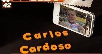 SciCast #42 — Aquele com Carlos Cardoso, a vida, o universo e tudo mais