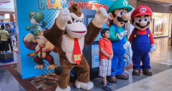 MeioBit Exclusivo na Play Nintendo Tour 2014